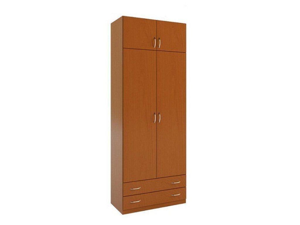 Шкаф 2-х створчатый распашной зодиак 2,2+а по доступной цене.